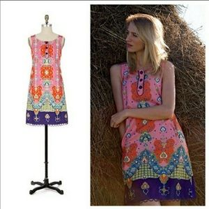 Anthropologie Maeve Orava Shift Dress